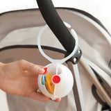 Skip Hop Paci Egg Double Pacifier Holder