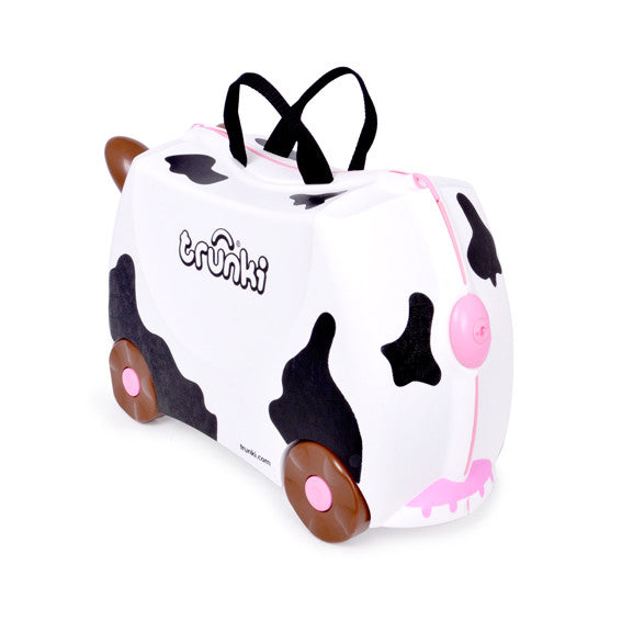 Trunki Ride on Suitcase Frieda Cow