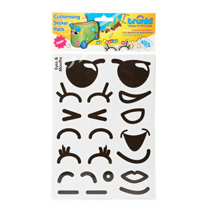 Trunki Customising Sticker Pack