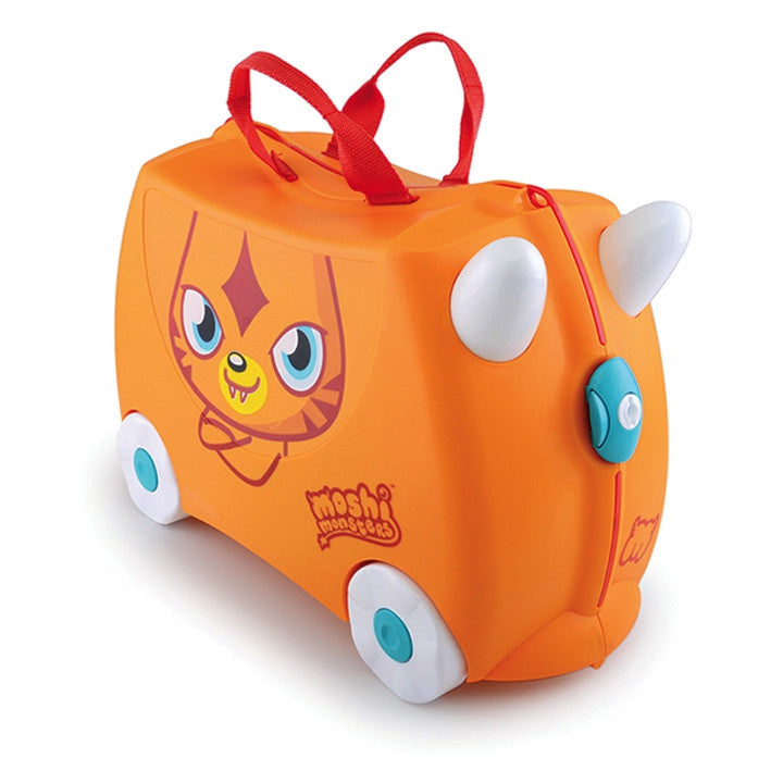 Trunki Ride on Suitcase Orange Moshi Katsuma