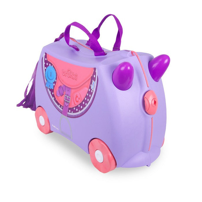Trunki Ride on Suitcase Bluebell Pony