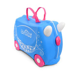 Trunki Ride on Suitcase Pearl princess carriage NEW