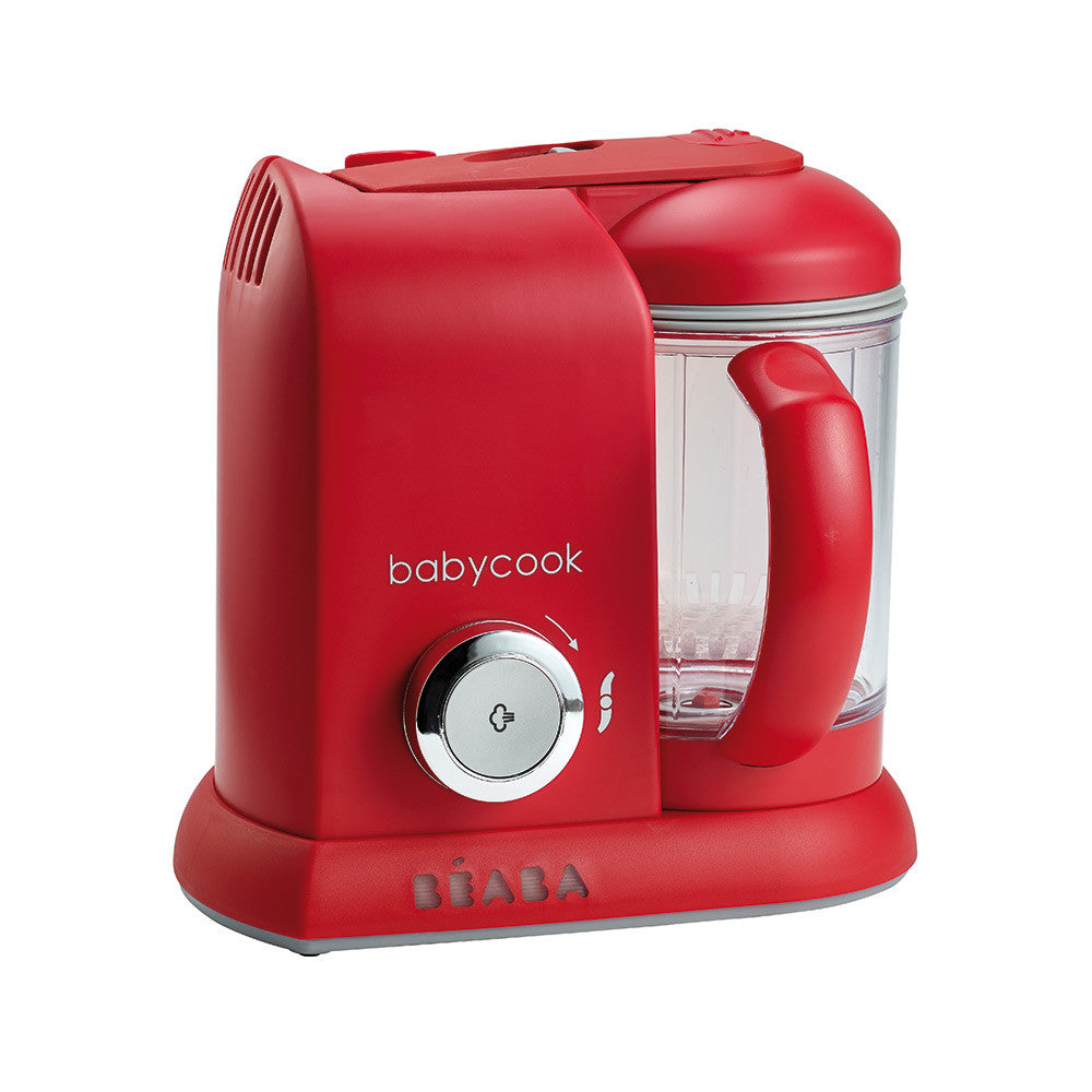BEABA Solo Babycook Red