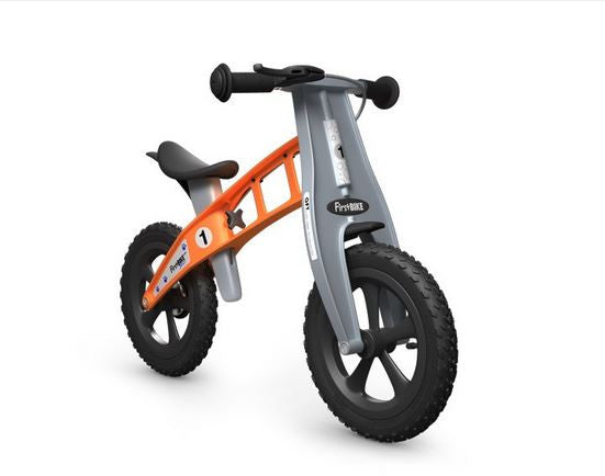FirstBIKE Cross With Brake Orange - DarlingBaby
