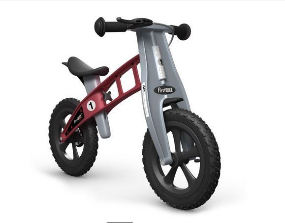 FirstBIKE Cross With Brake Red