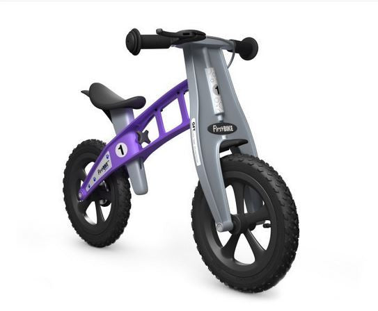 FirstBIKE Cross With Brake Violet