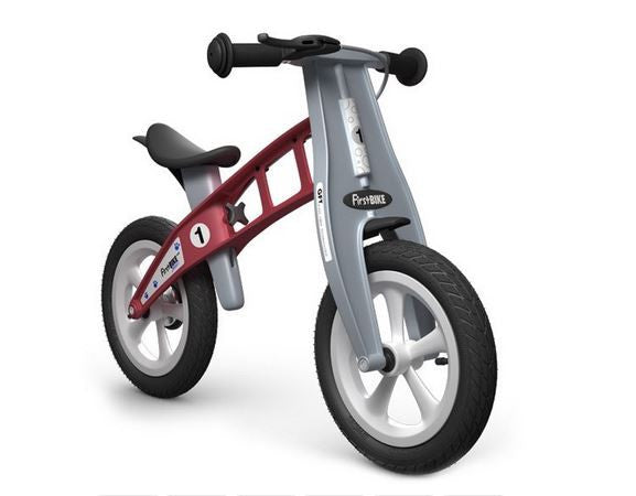 FirstBIKE Street With Brake Red
