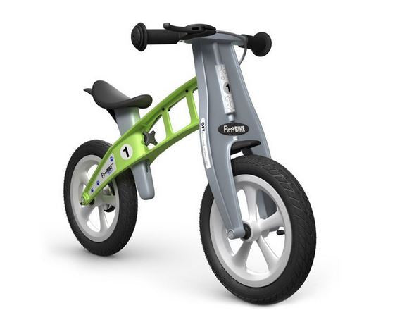 FirstBIKE Street With Brake Green