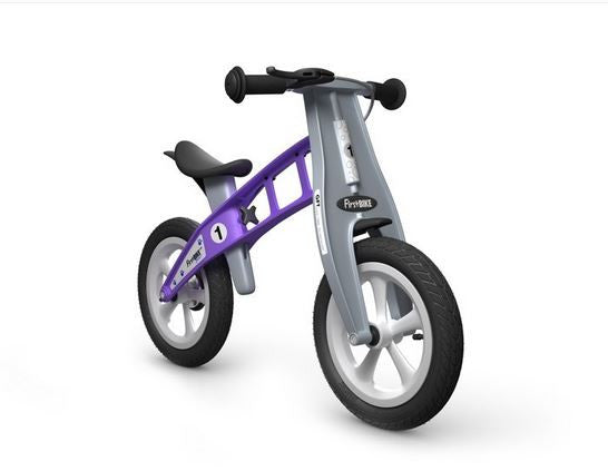FirstBIKE Street With Brake Violet