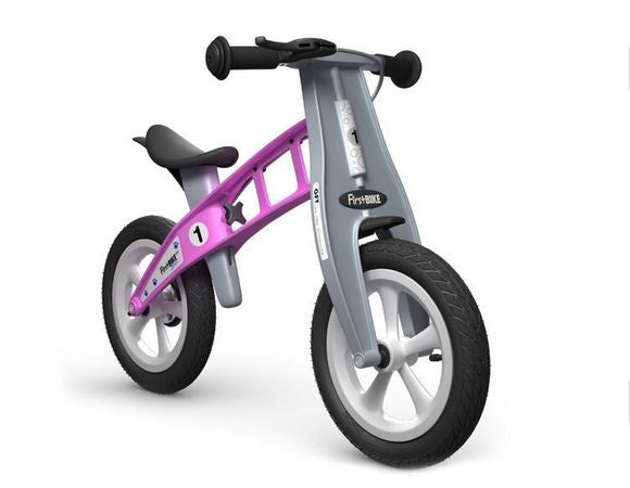 FirstBIKE Street With Brake Pink
