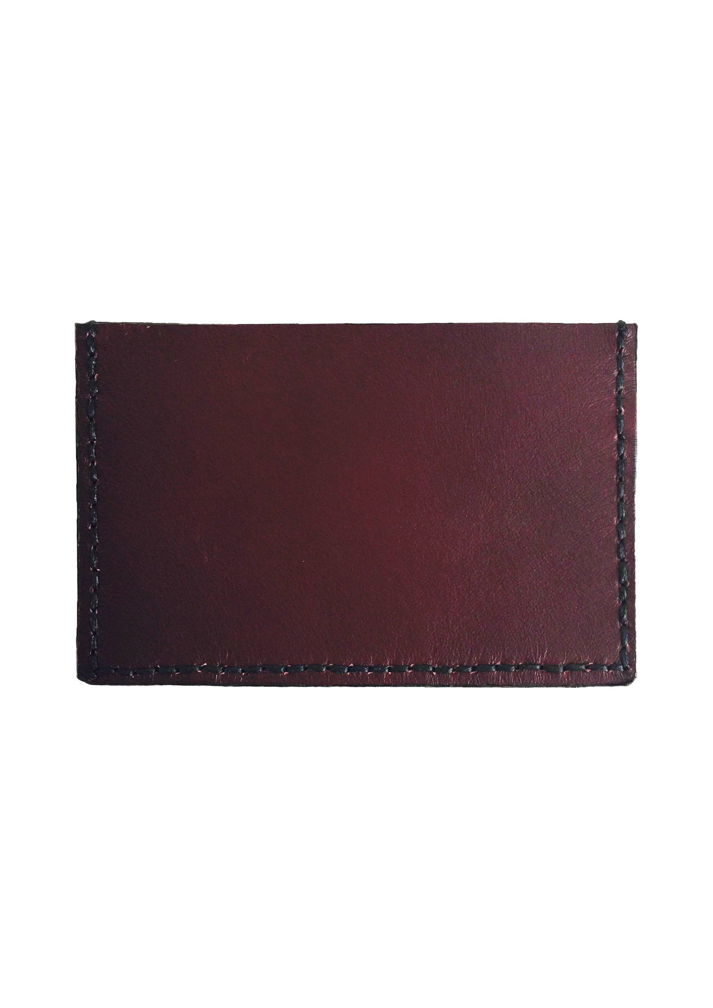 Blue & Brown Cardholder