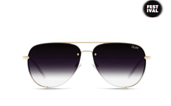 Quay Australia- High Key Rimless