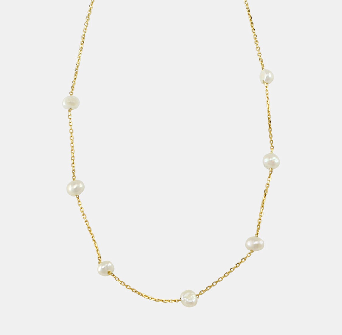 Jolie and Deen Fresh Water Pearl necklace