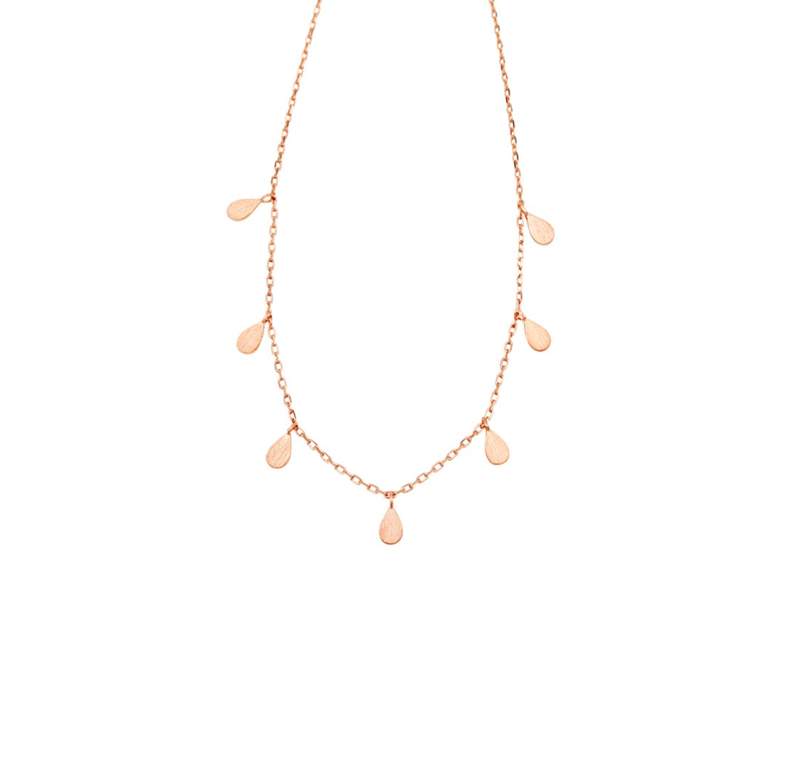 Jolie and Deen Teardrop necklace