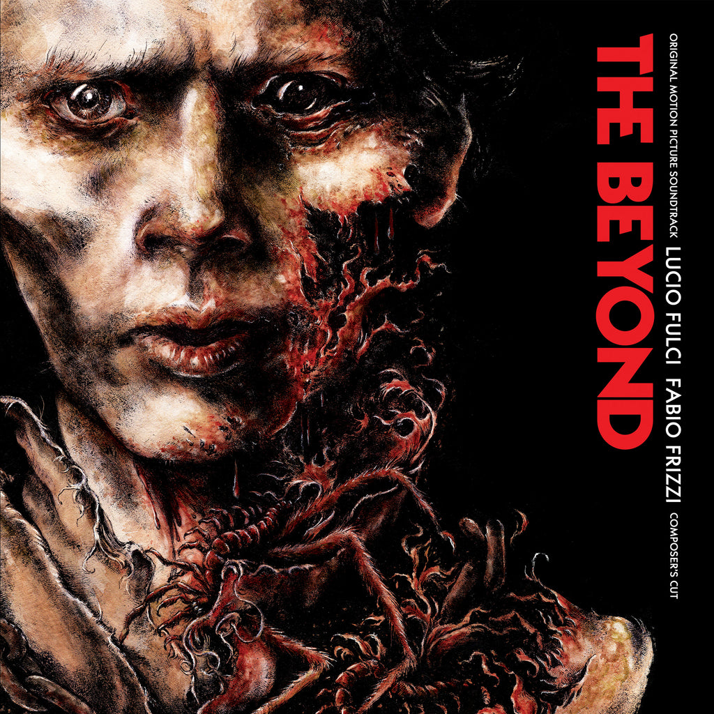 Lucio Fulci - The Beyond Composer's Cut by Fabio Frizzi - Deluxe Edition Splatter with Video Store Stand