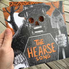 "The Hearse Song 7"" Read by Anthony D. P. Mann, Scored by Slasher Film Festival Strategy"
