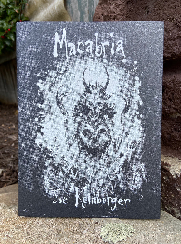 Joe Keinberger, Macabria