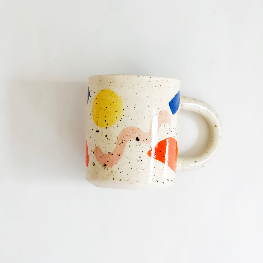 Large Sprinkles Weekend Mug