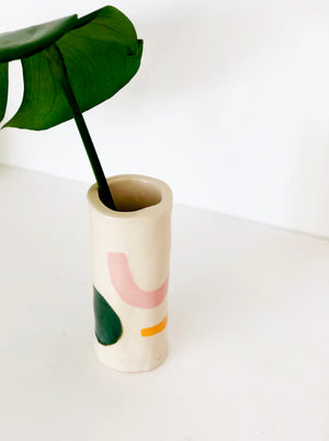 Handbuilt Shapes Vase
