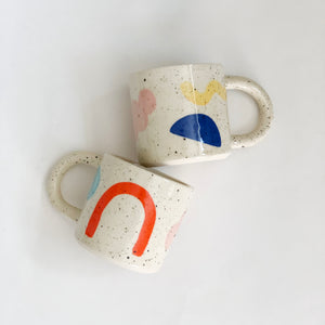 Small Sprinkles Forest Mug