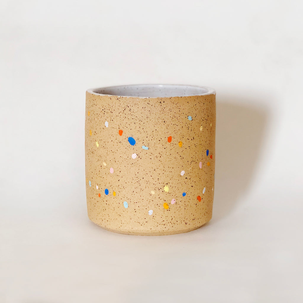 Sprinkles Speckle Planter
