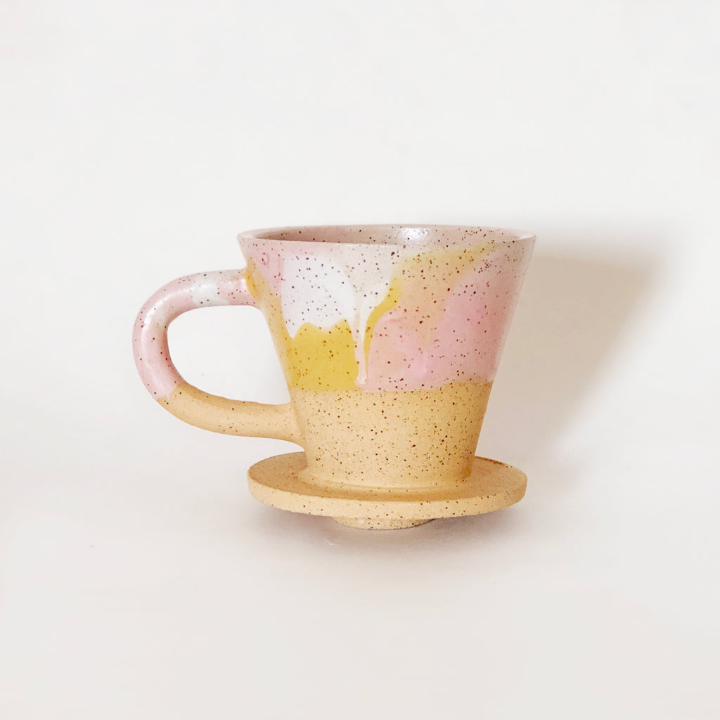 Sorbet Pink Coffee Dripper