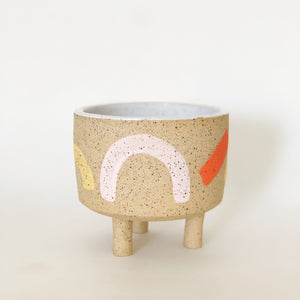 Party Bowl with Legs