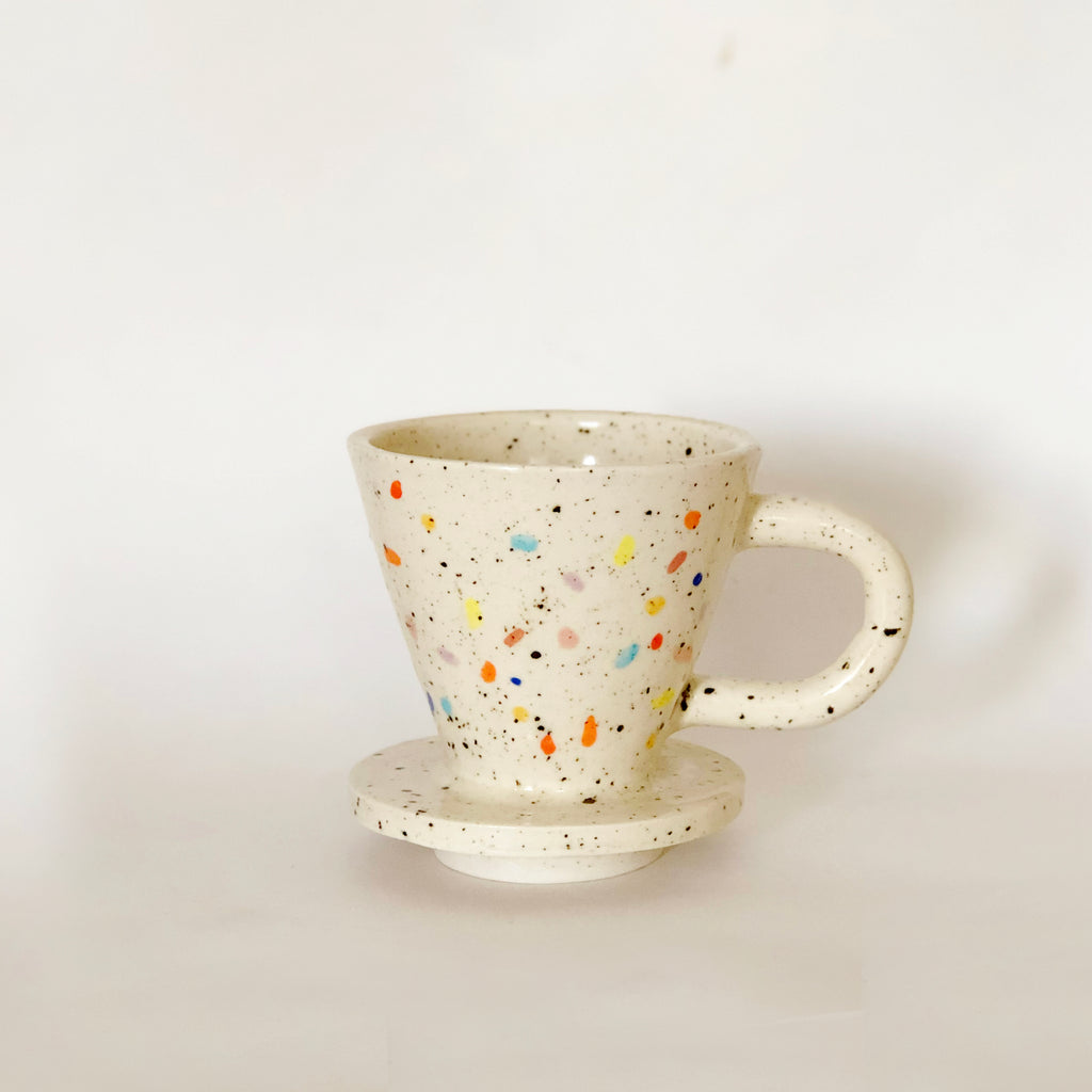 Double Sprinkles Pour Over Coffee Dripper