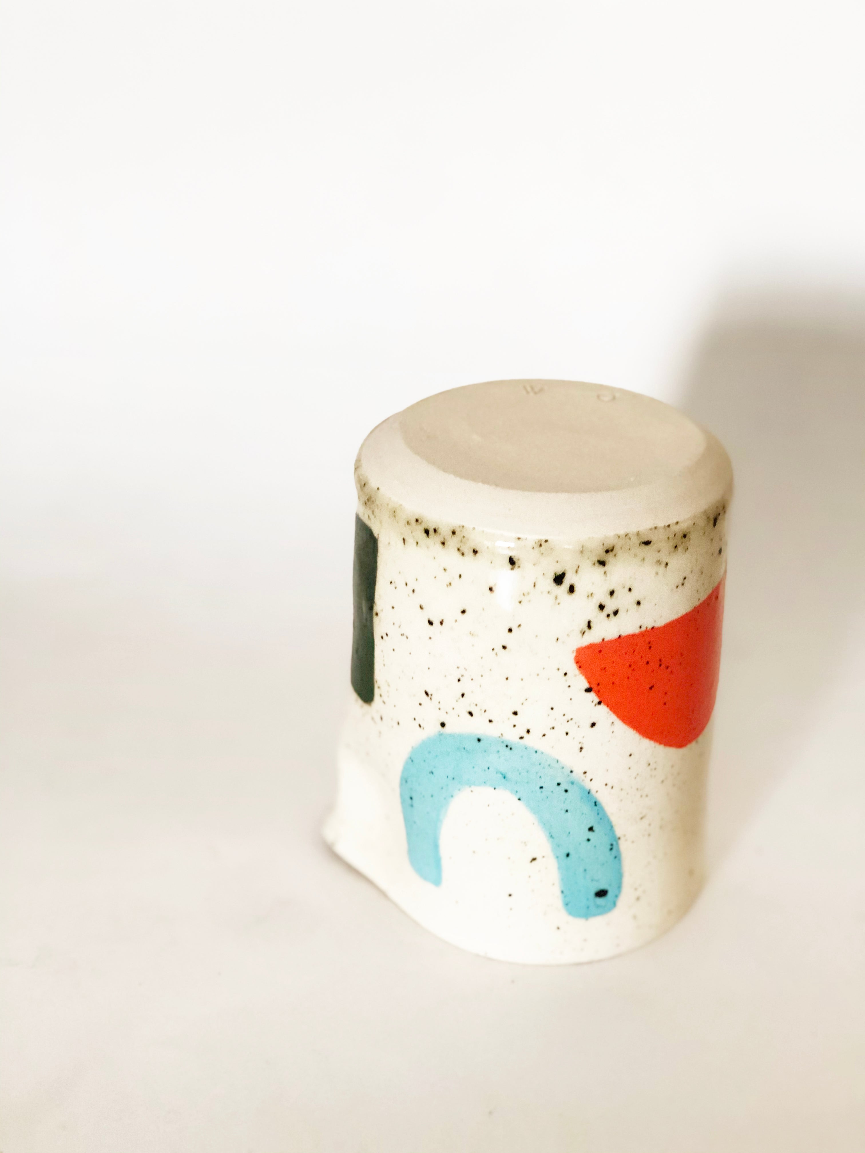 Fruity Playground Cream Jar or Cup