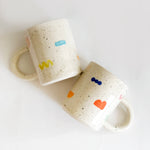 Large Little Shapes Sprinkles Mug