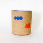 Little Shapes Speckle Planter