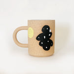 Large Midnight Desert Mug