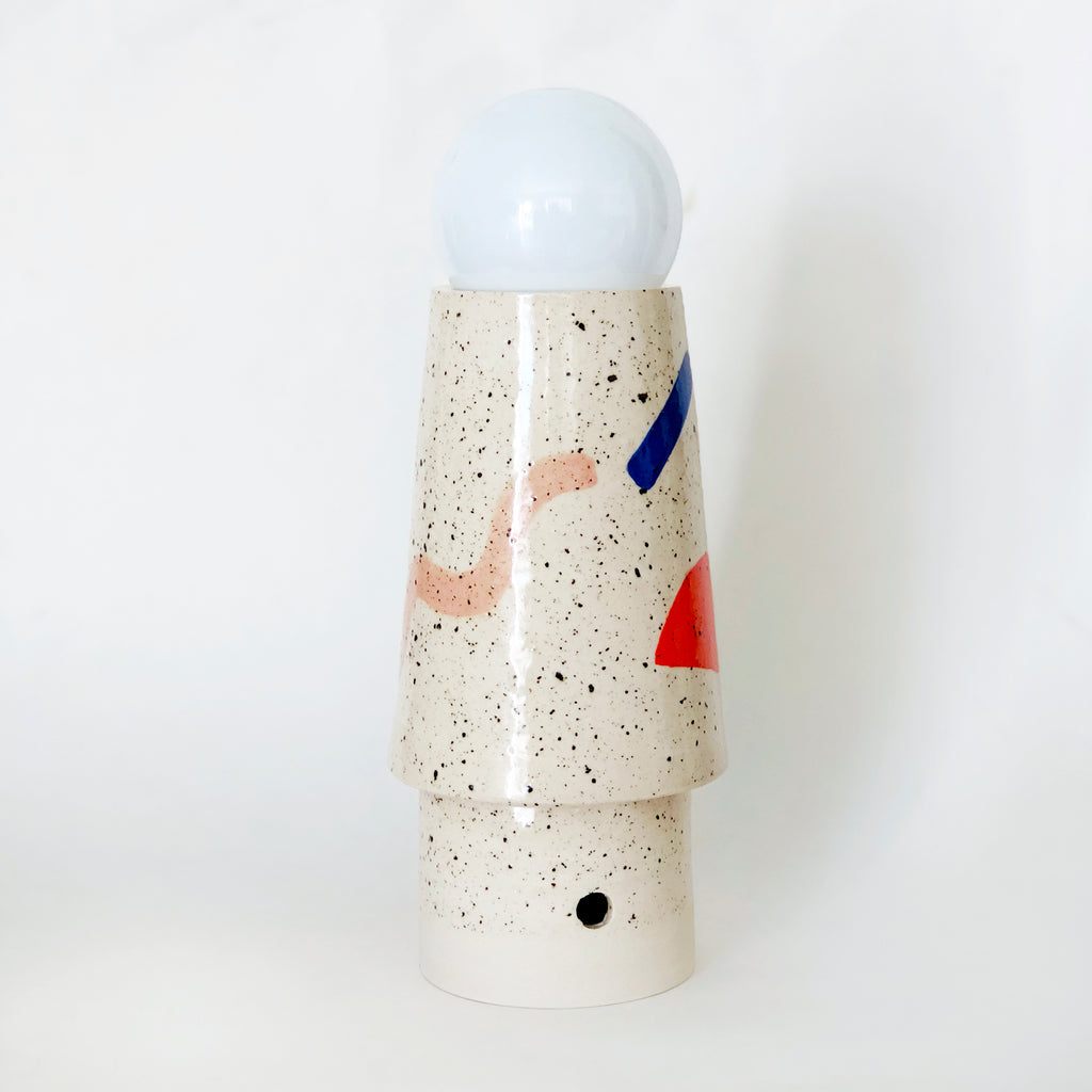 Sprinkles Weekend Table Lamp