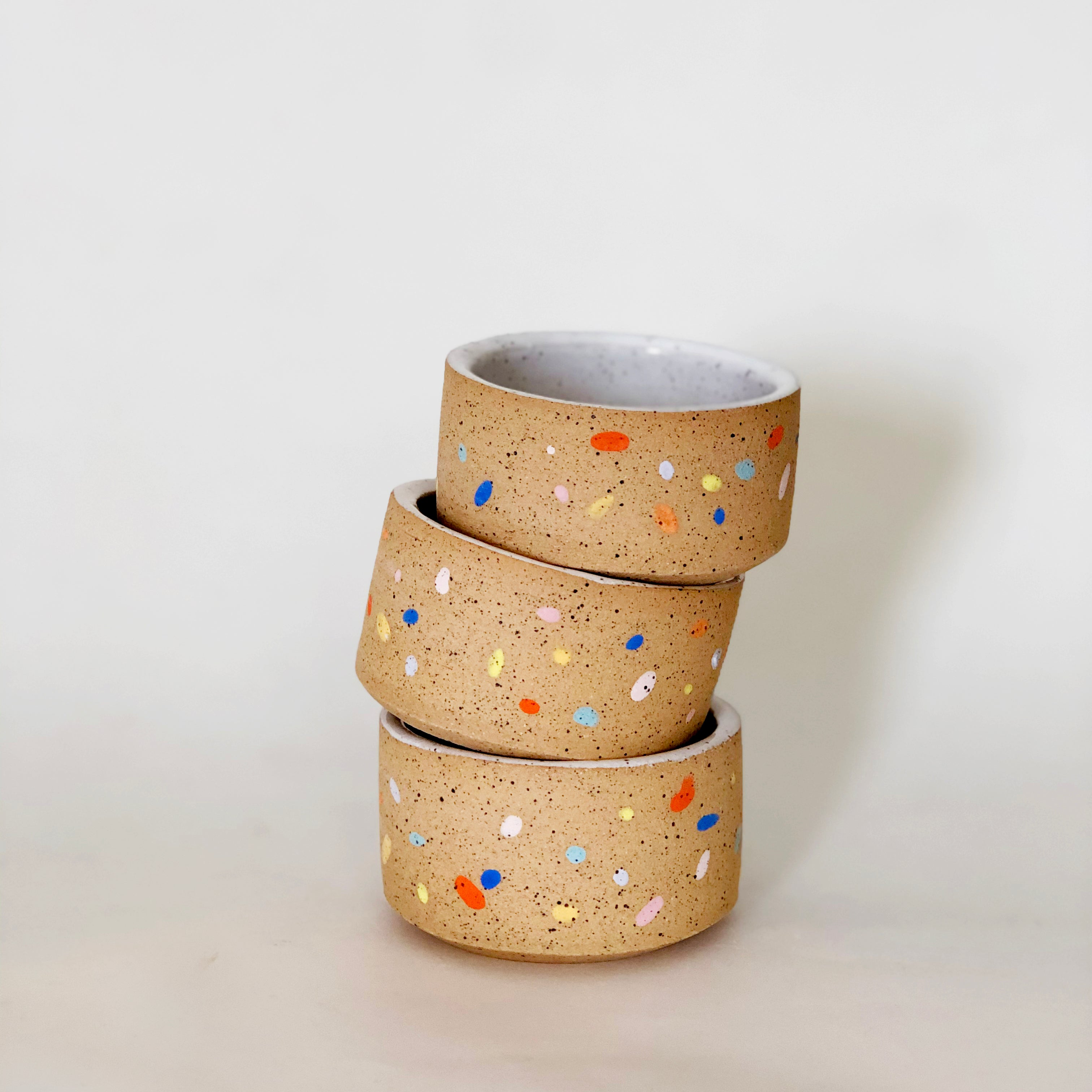 Mini Sprinkles on Speckles Cup