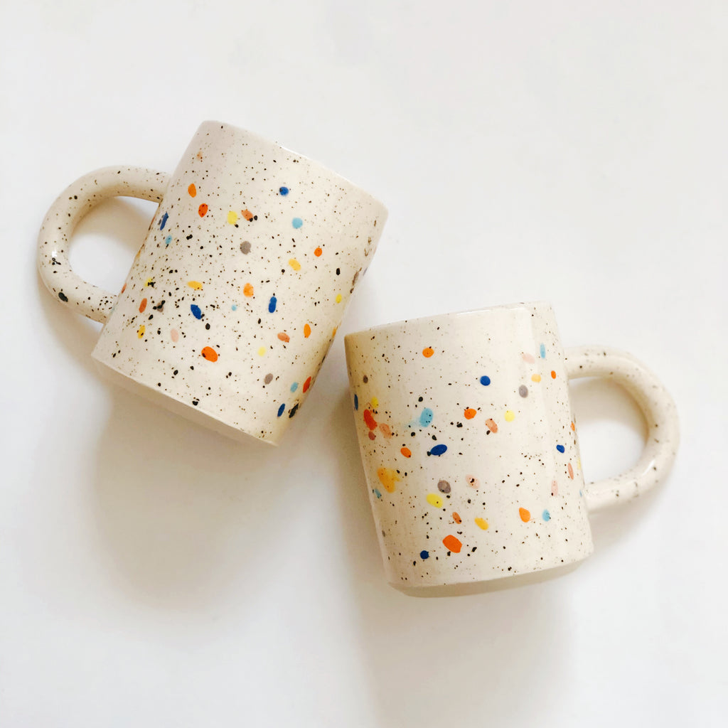 Large Double Sprinkles Mug