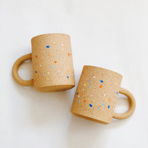 Large Sprinkles on Speckles Mug