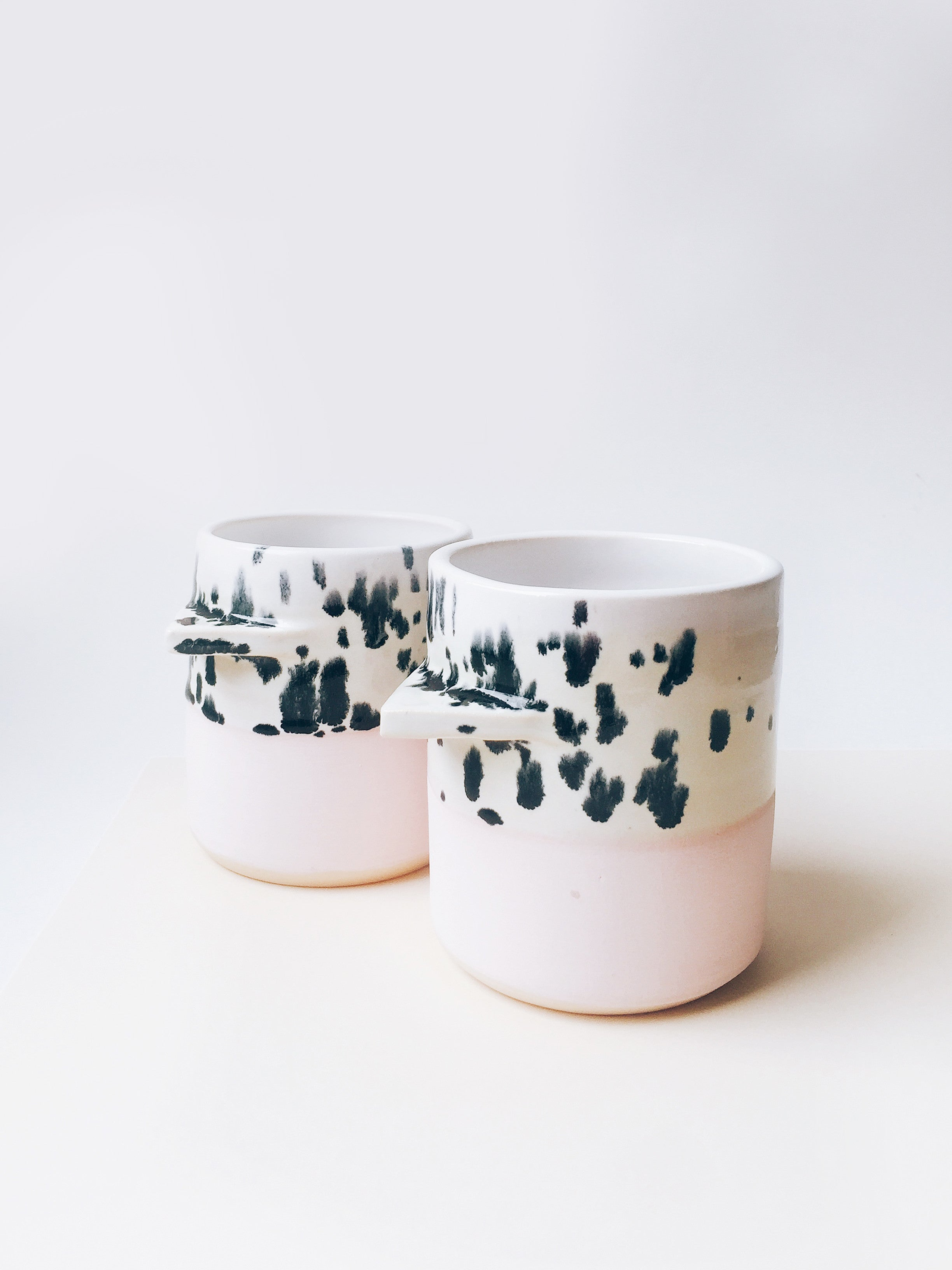 Pink Dots Cup