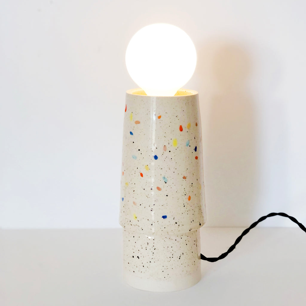 Dimmable Double Sprinkles Table Lamp