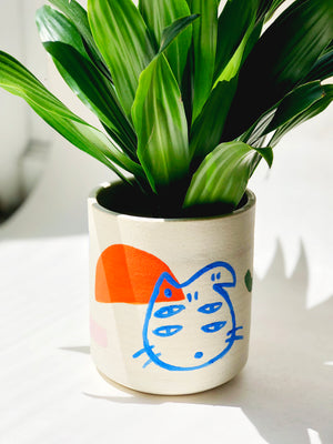 Little Four Eyes Planter