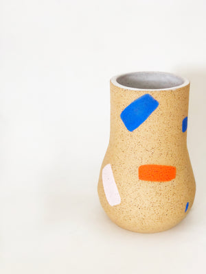 Party B Speckles Vase