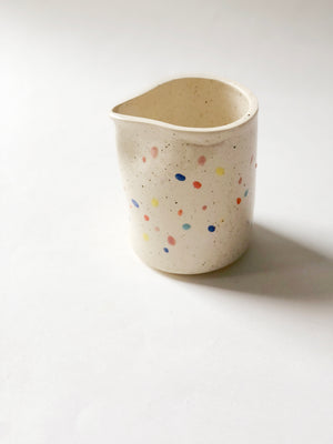 SAMPLE SALE: Sprinkles Creamer