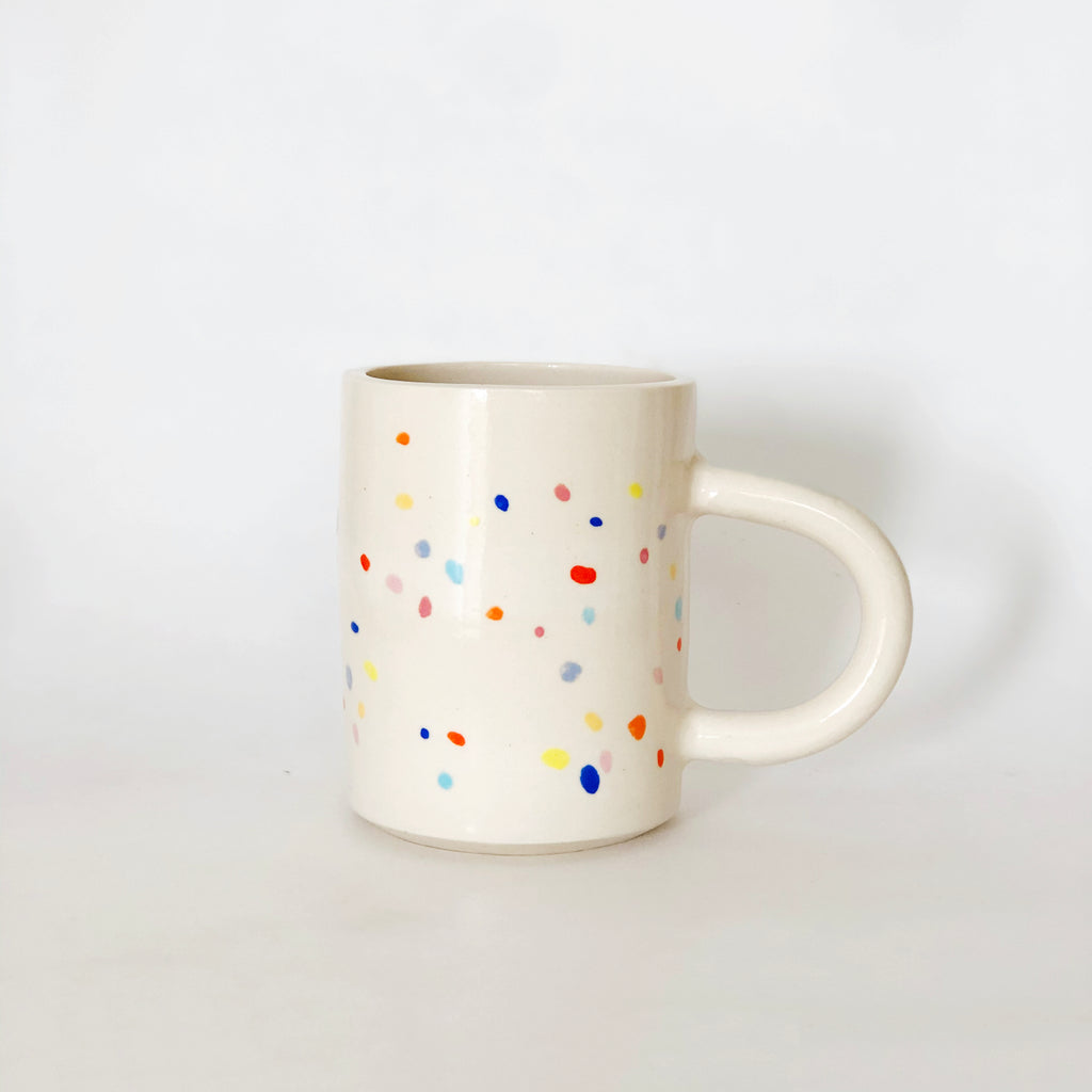 Large Sprinkles Pattern Mug