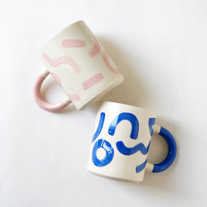 Mono Color Mug (2 colors available)