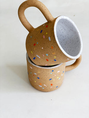 Small Sprinkles on Speckles Mug