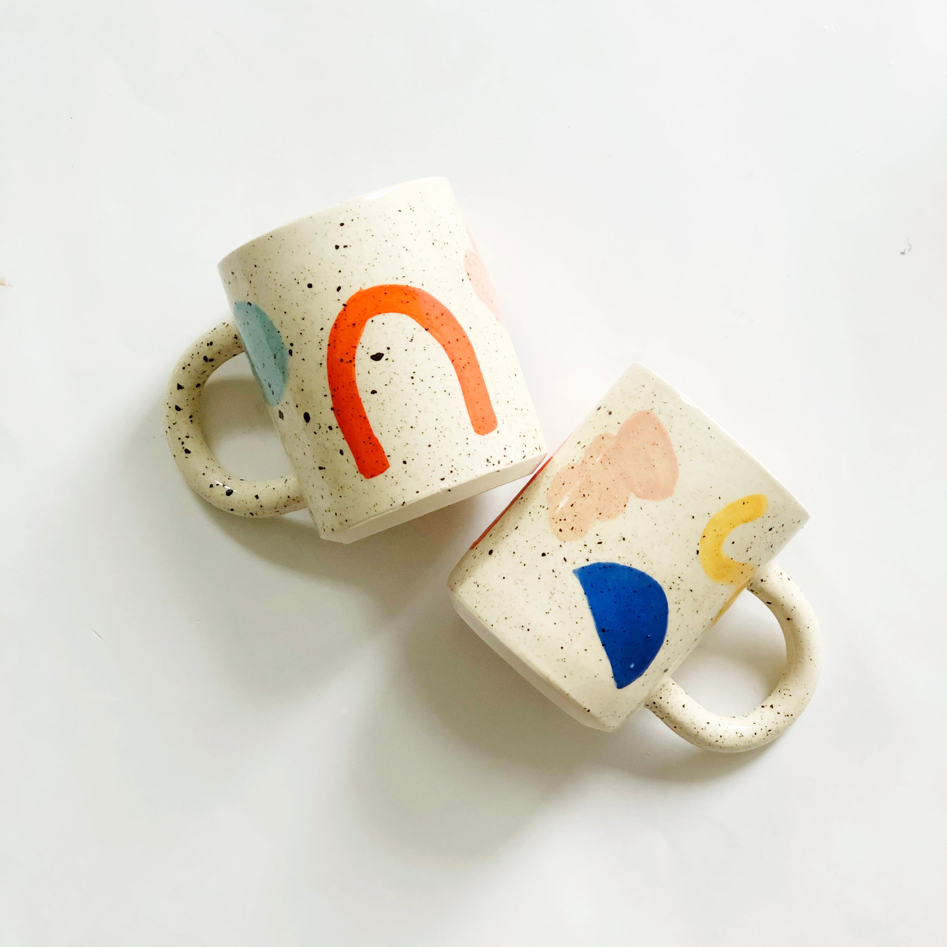 Large Sprinkles Forest Mug