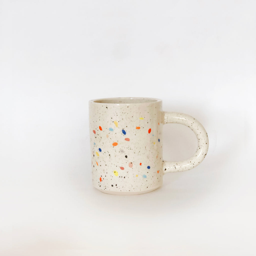 Medium Double Sprinkles Pattern Mug