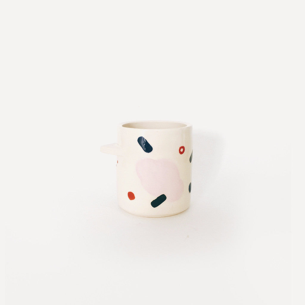 Painted Design Mug