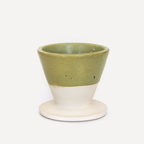 Matcha Green Coffee Dripper