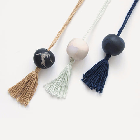 Cosmic Tassel Necklaces