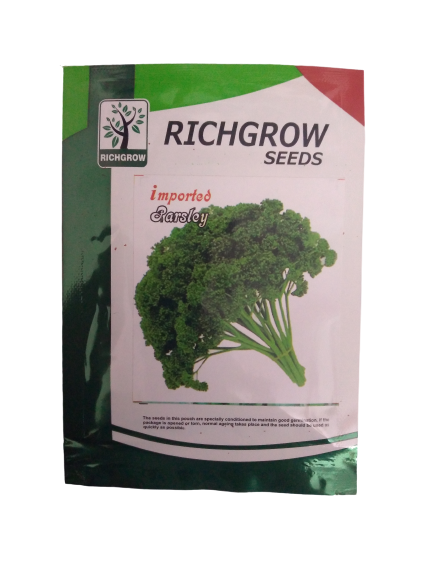Imported Parsely Small Pack (RichGrow Seeds)